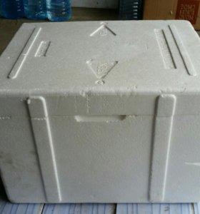 Ящик пенопласт.
