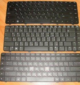 Клавиатуры ноутбуков HP Lenovo