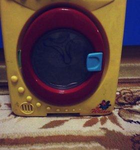 Игрушка стиральная машина
