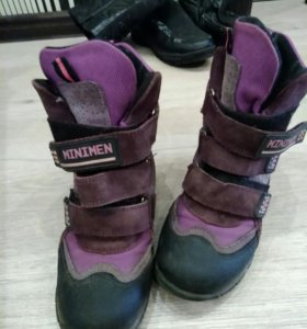 Сапоги crossway и ботинки minimen