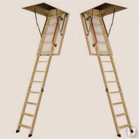 Чердачные лестницы Факро, Велюкс, Рото