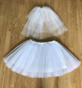 Фата и юбка для девичника