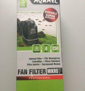 Фильтр для аквариума новый