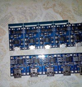 Модуль заряда Li-Ion