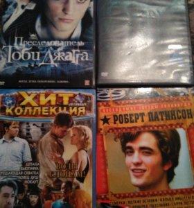 Dvd диски Фильмы 23 диска
