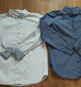 Рубашки на мальчика 152