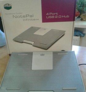 Подставка (охлаждение) для ноутбука Coolermaster