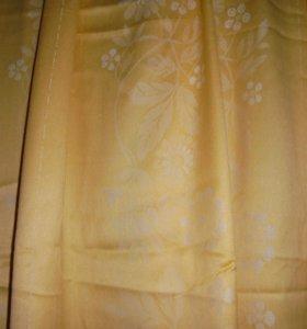 Отрез ткани СССР на шторы
