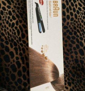 Выпрямитель для волос Braun Satin-Hair