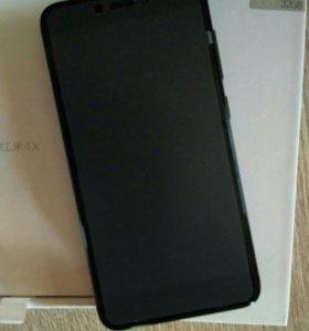 Смартфон Xiaomi Redmi 4X 3/32Gb