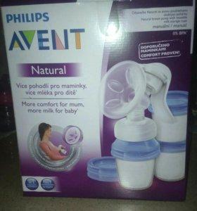 Молокоотсос Philips AVENT Natural