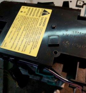 Блок рассеивания всборе с лазером для принтера