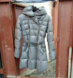 Пальто осень-зима (пуховик)