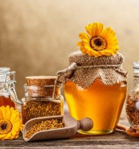 Цветочный мёд 3 литра