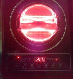 электрическая плитка сенсорная