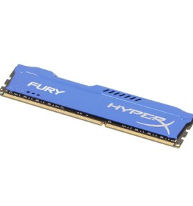 Kingston HyperX FURY BS 4gb DDR3 1866MHz