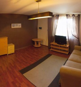 Квартира, 1 комната, 39.3 м²