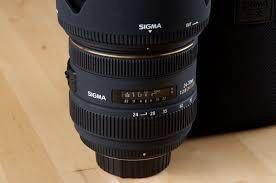 Sigma 24-70 f2.8 canon