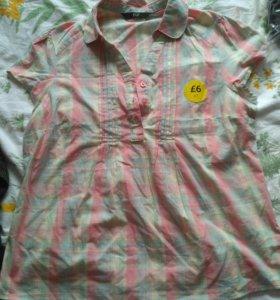 Женская новая блузка рубашка