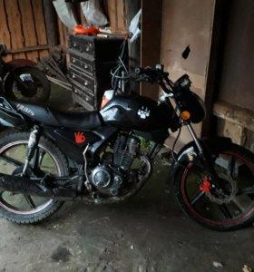 Мотоцикл Ирбис GS 150
