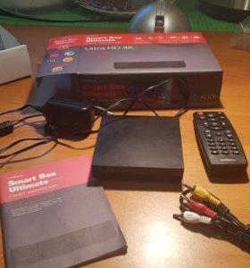 Rombica smart box Ultimate Ultra HD 4K 2160p
