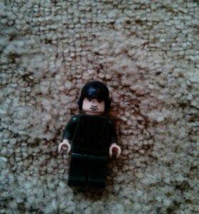 Лего солдатик