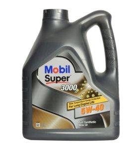 Mobil super 3000 5w40 розлив