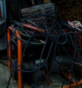 Электро-газо сварочные работы