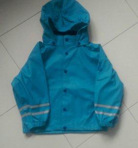 Прорезиненная курточка
