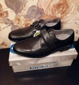Туфли для школы Карiка