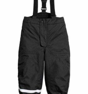 Зимние штаны H&M
