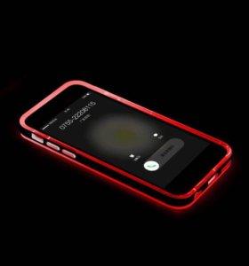 Панелька на iPhone 5/5s