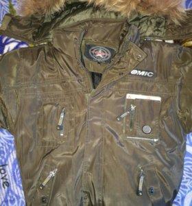 Куртка ATOMIC