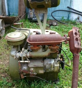 Двигатель ВС