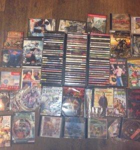 Компьютерные игры, игровые диски