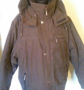 Куртка зимняя мужская р. 62-64