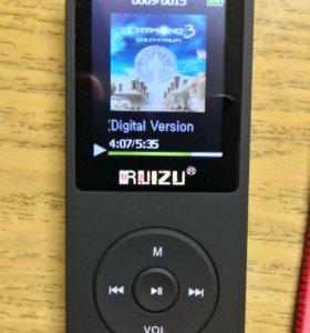 RUZU X02  Аудио плеер