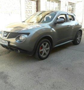 Nissan Juke 2011г. Акпп