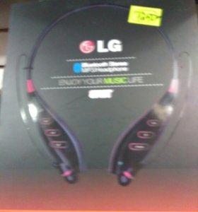 Наушники беспроводные LG