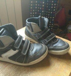 Ессо кросовки ботинки 30 размер