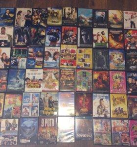 Фильмы и мультфильмы на DVD