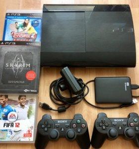 Sony PlayStation 3 + cobra ode