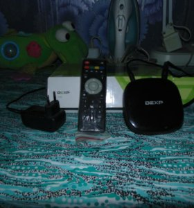 Медиаплеер Dexp ld305