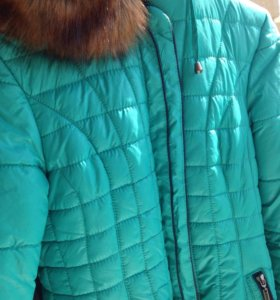 Курта женская зимняя