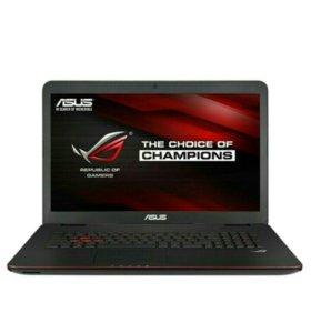 Новый Игровой ноутбук ASUS G771JW