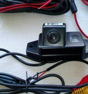 Камера заднего вида Toyota Prado 120