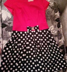 Платье летнее,размер 46-48