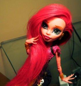 Кукла monster high ДжиДжи