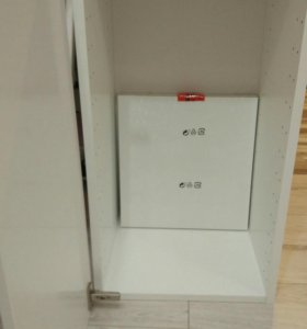 Шкаф новый белый