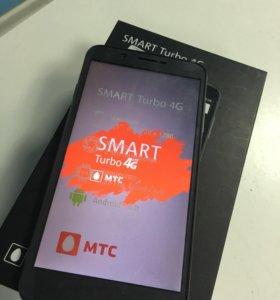 Смартфон MTS Smart Turbo 4G